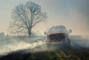 Grass Fire Truck